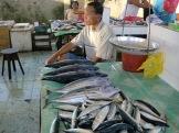 ヘネラル・マカルトゥールの魚市場(Fish Market at General Mac'Arthor)